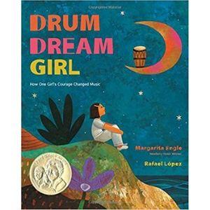 Children's Books About Courage, Drum Dream Girl