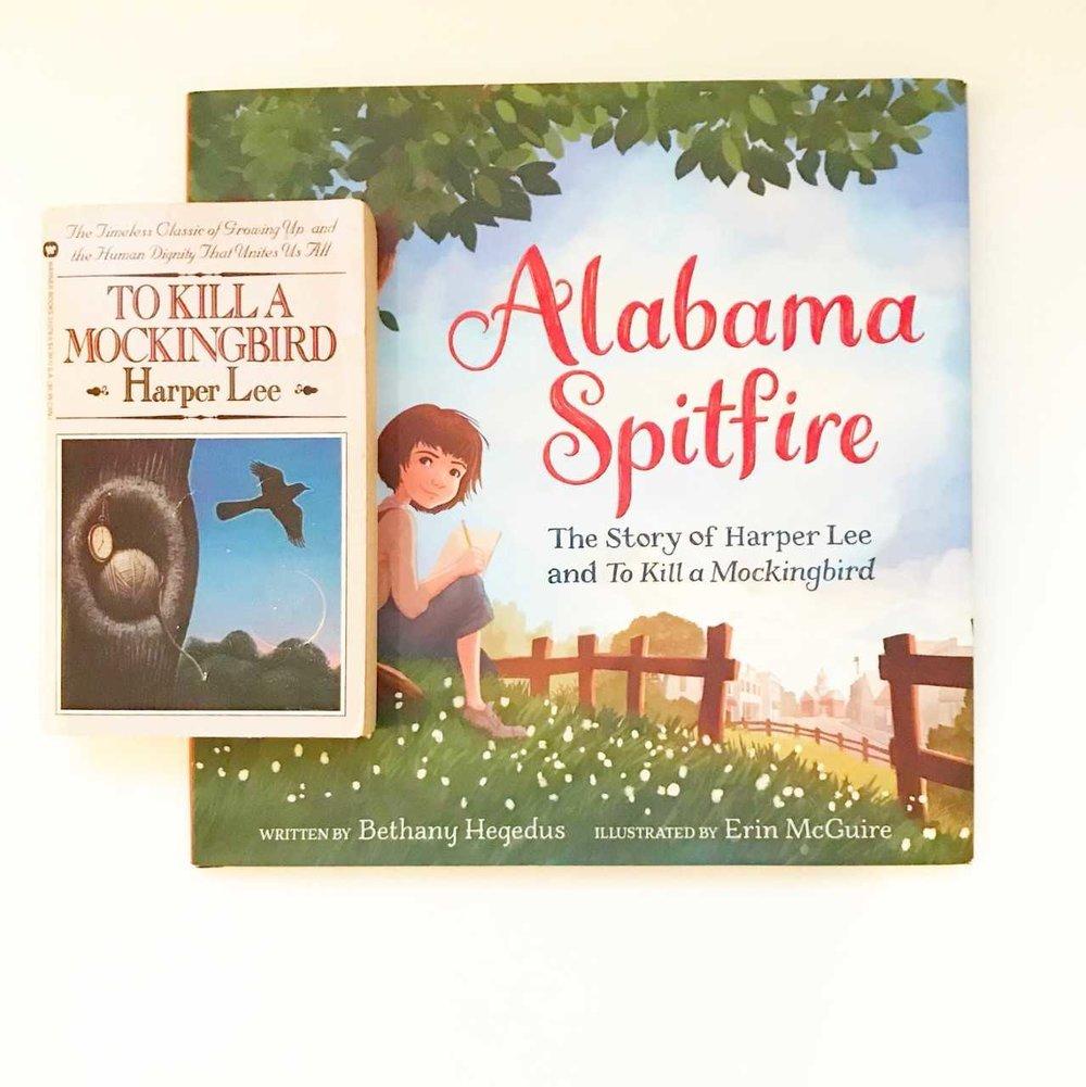 Books About Strong Girls, Alabama Spitfire