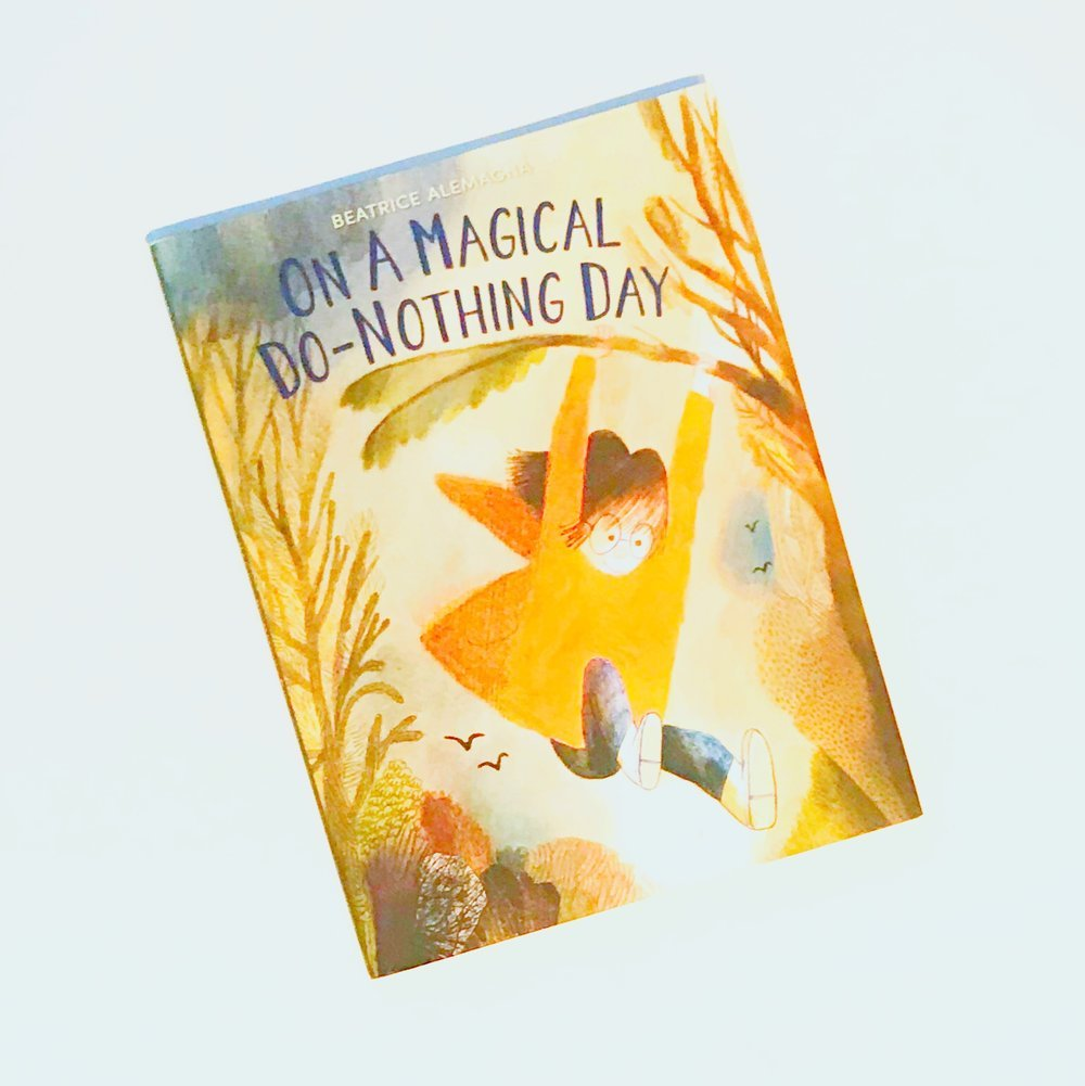 Teaching Digital Rights and Responsibilities with On A Magical Do Nothing Day
