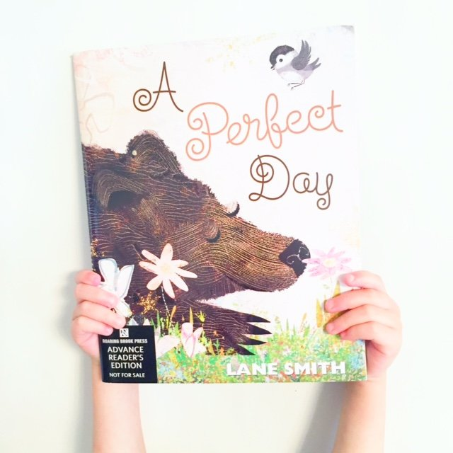 Books that Teach Point of View: A Perfect Day (for some!)
