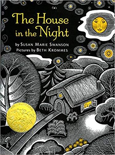 Unique Board Books, The House in the Night