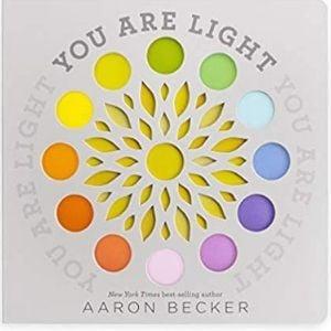 Unique Baby Books, You Are Light