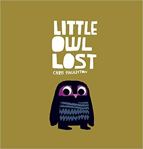 Unique Baby Books, Little owl Lost