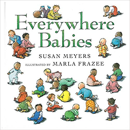 Unique Baby Books, Everywhere Babies