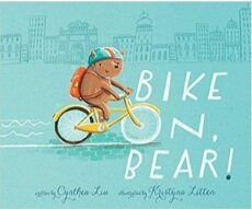 Children's Books About Perseverance, Bike on Bear