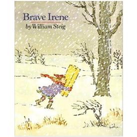 Children's Books About Perseverance, Brave Irene