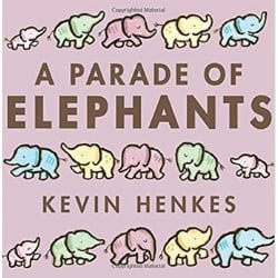 Picture Books About Elephants, A Parade of Elephants