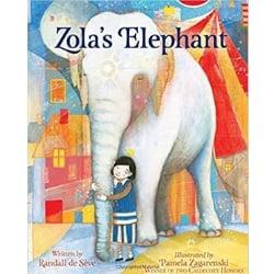 Picture Books About Elephants, Zola's Elephant