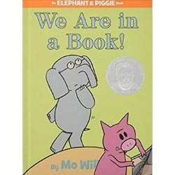 Picture Books About Elephants, We are in a Book!