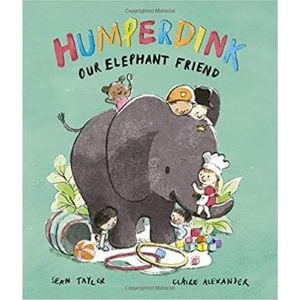Picture Books About Elephants, Humperdink