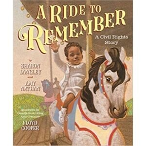 kids books for black history month, A ride to remember.jpg