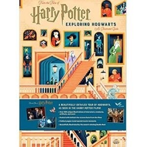 little bookworms bookish gifts, Harry Potter Exploring Hogwarts.jpg
