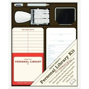 little bookworms bookish gifts, Personal Library Kit.jpg