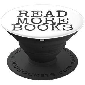little bookworms bookish gifts, bookish pop socket.jpg