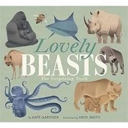 nonfiction animal books, lovely beasts.jpg