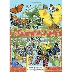 nonfiction animal books, the butterfly house.jpg