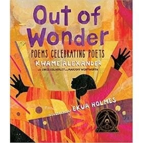 poetry books for kids, out of wonder.jpg