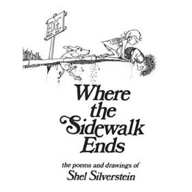 poetry books for kids, where the sidewalk ends.jpg