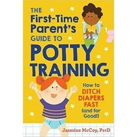 potty training books, the first time parent's guide to potty training.jpg