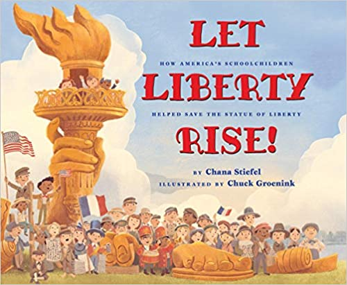 Kids-Books-About-Summer-Let-Liberty-Rise