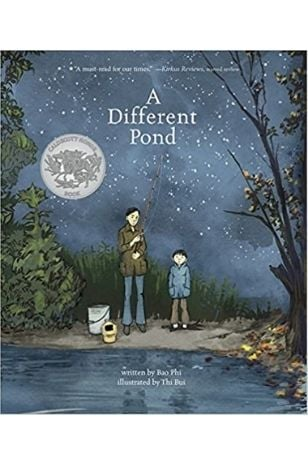 asian-american-children's-books-a-different-pond