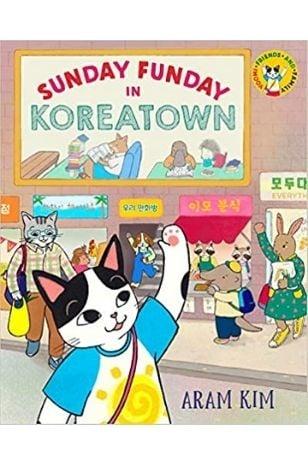 asian-american-children's-books-sudnay-funday-in-koreatown
