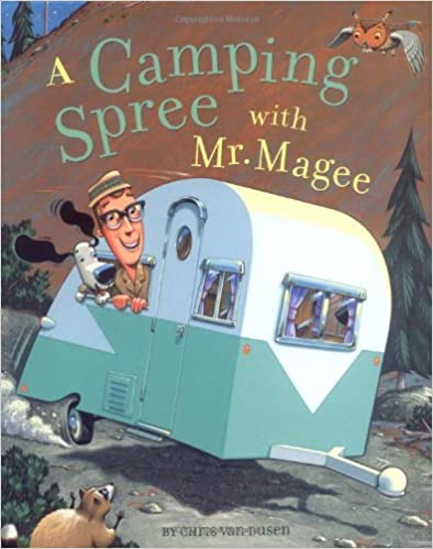 Kids-Books-About-Summer-A Camping-Spree-With-Mr-Magee