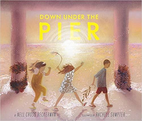 Kids-Books-About-Summer-Down-Under-the-Pier