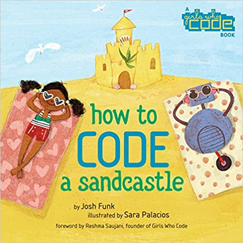 Kids-Books-About-Summer-How-to-Code-A-Sandcastle