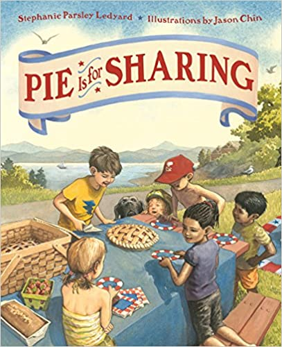Kids-Books-About-Summer-Pie-is-for-Sharing