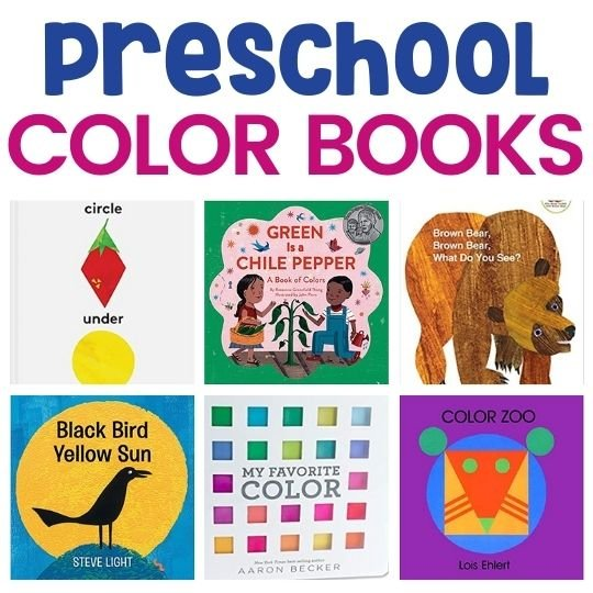 preschool-color-books