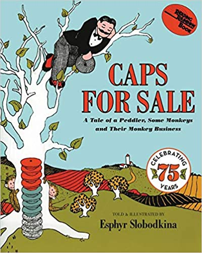 best-books-for-3-year-olds-caps-for-sale