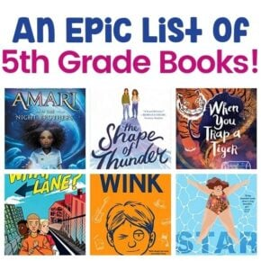 books-for-fifth-graders