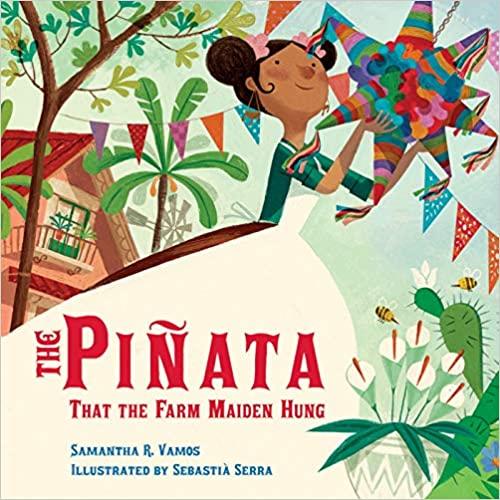 hispanic-children's-books-the-pinata-the-farm-maiden-hung