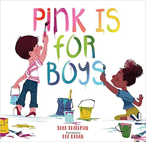 preschool-color-books-pink-is-for-boys